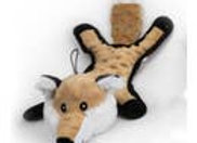 Bumpie Fox Tough 4-in-1 Dog Toy