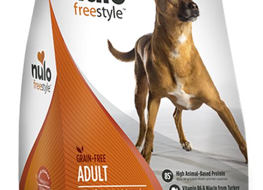 Nulo Freestyle Grain-Free Dog Food - Turkey and Sweet Potato Recipe