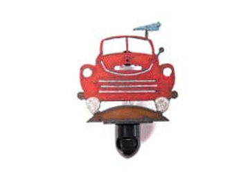 Happy Red Truck Night Light