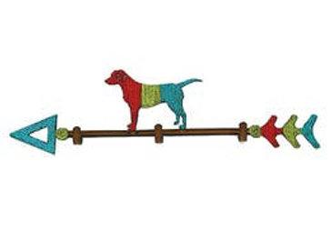 Adorable Doggie Leash Hook