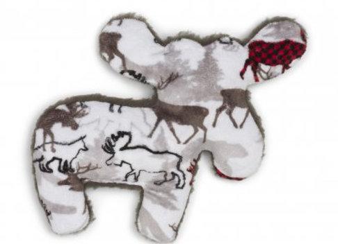 Merry Moose Squeak Toy