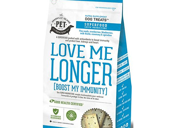 """""""Love Me Longer"""" Immunity Boosting Supplements for Dogs"""