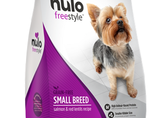 Nulo Freestyle Grain-Free Dog Food - Salmon and Lentil Recipe for Small Breeds