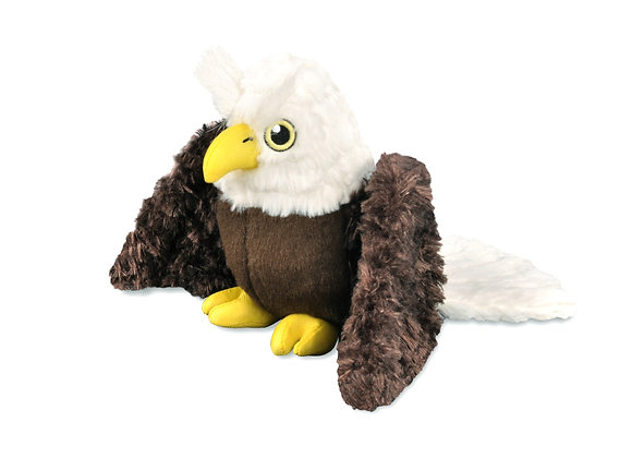 Edgar the Eagle Dog Toy