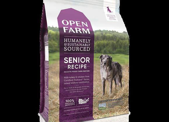 Open Farm Senior Recipe Dry Dog Food