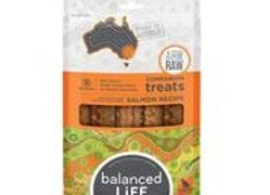 Balanced Life Dried Salmon Treats for Dogs