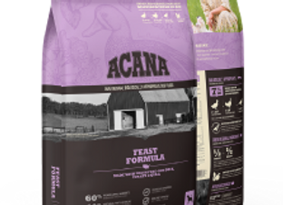 Acana Feast Formula Nature-Based Dry Dog Food