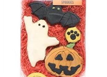 "Tasty ""Spookies"" Halloween Cookies for Dogs"