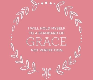 Opening up to Grace