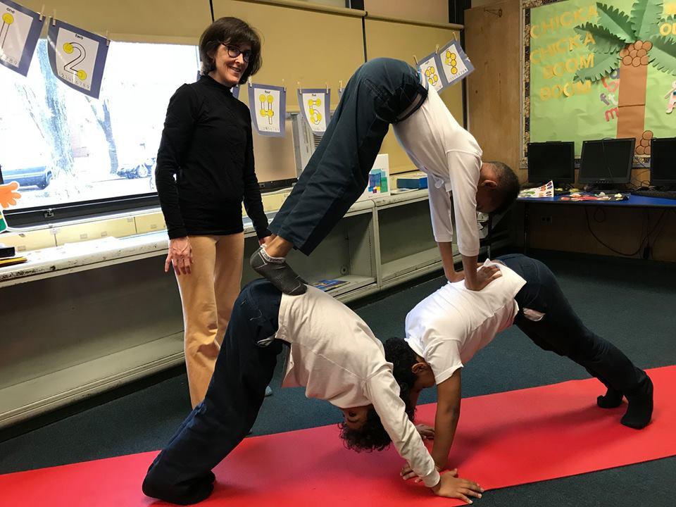 After-School Yoga