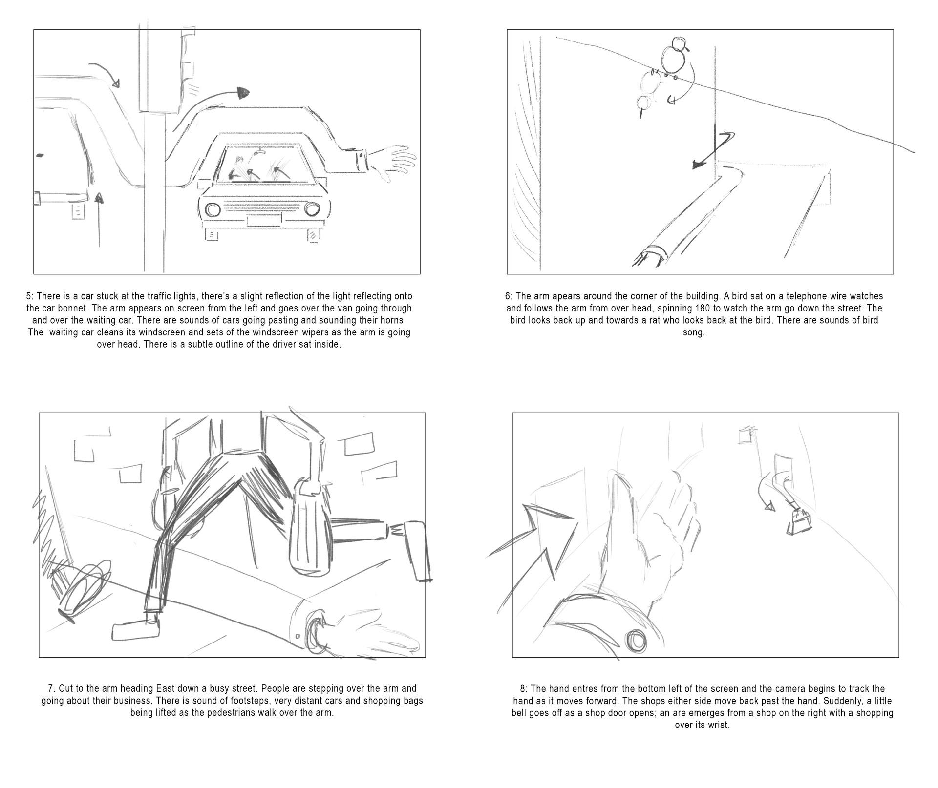 Storyboard 5-8