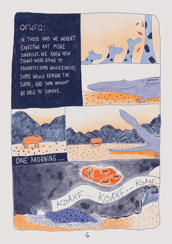 Origin of Birds Page 6