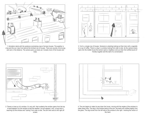 Storyboard 1-4