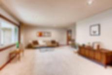 Modern Home Styling living Room