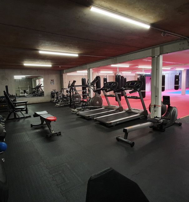 Gym/Weights Room