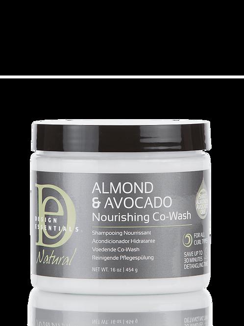 Almond & Avocado Nourishing Co-Wash