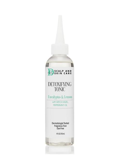 Scalp & Skin Care Detoxifying Tonic