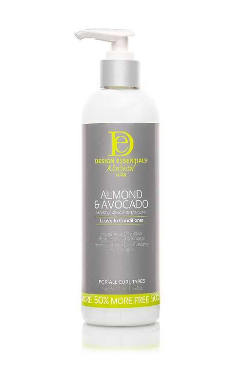 Almond & Avocado Detangling Leave-In Conditioner - 12oz