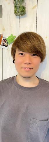 Senior Stylist Yuya