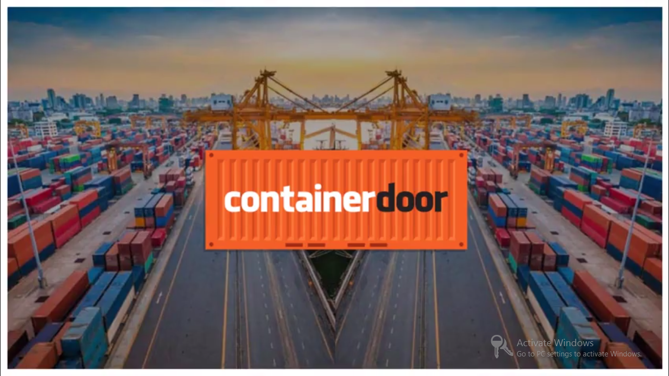 Containerdoor Presentation Design