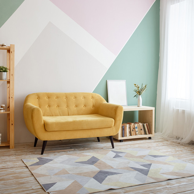 nice-living-room-with-couch-carpet-green