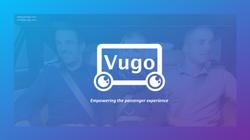 Vugo Powerpoint Presentation Cover