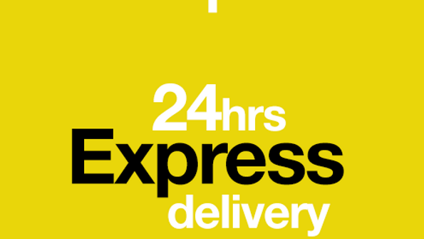 24hr Express Delivery