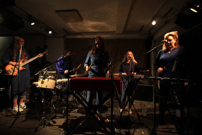 Jenny Moore's Mystic Business at Cafe Oto
