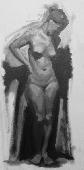B & W Grisaille