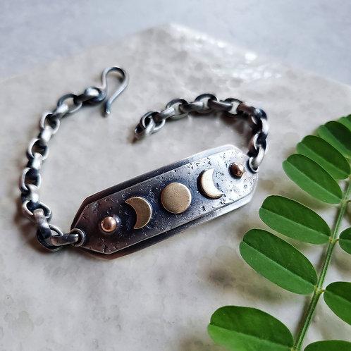 moonphase bracelet