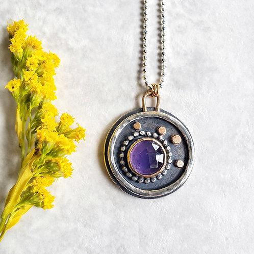 wish, fine jewelry: cool amethyst