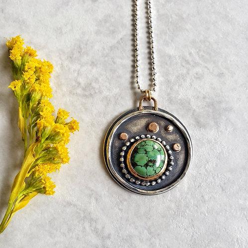 wish, fine jewelry: green turquoise