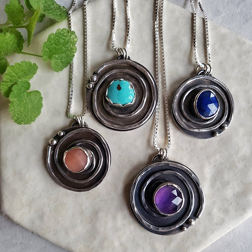 journey pendants