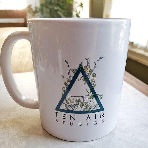 Ten Air Studios mug