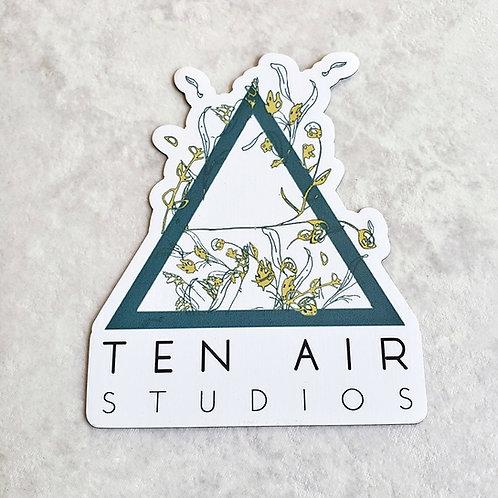 Ten Air Studios magnet