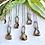 Thumbnail: indian corn pendants