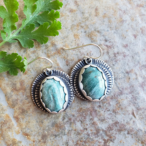 amazonite ray drops