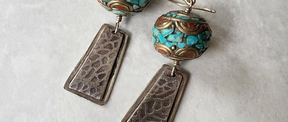 balinese crushed turquoise
