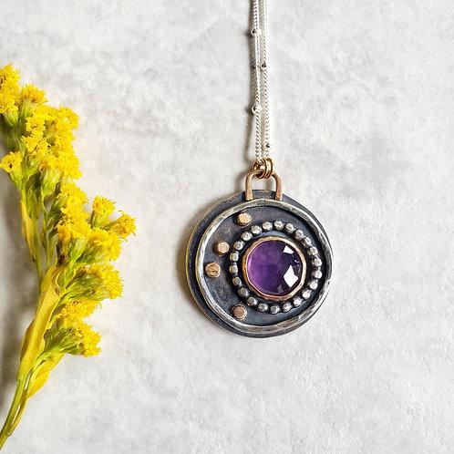 wish, fine jewelry: warm amethyst