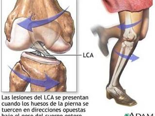 Fisioterapia Pós Cirurgia de Reconstrução do Ligamento Cruzado Anterior