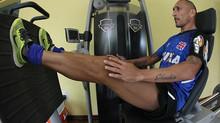 LIGAMENTO CRUZADO ANTERIOR - Fisioterapia