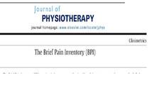 Dor: Como Quantificar e Qualificar a dor?