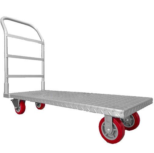 carrito plataforma de lamina