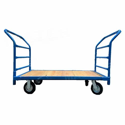 carro plataforma de carga