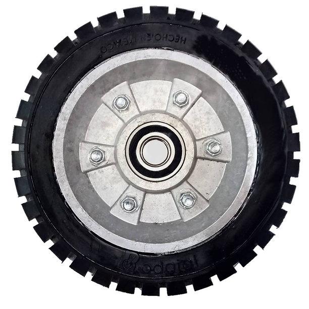 rueda industrial para diablo