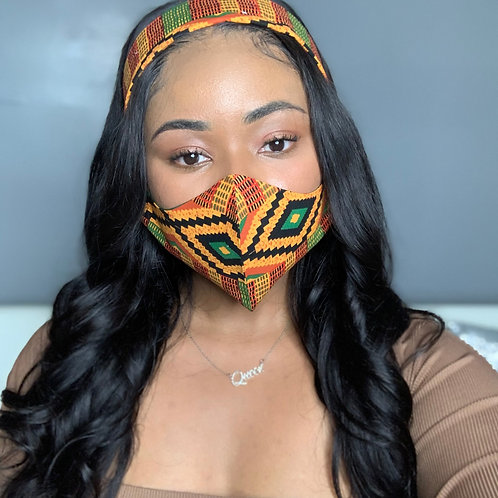Mask n' Wrap Combo