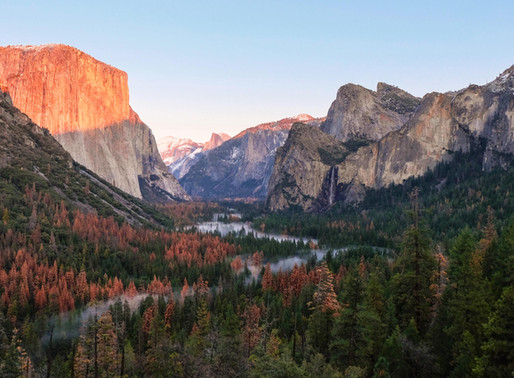 A Yosemite travel guide for first-timers