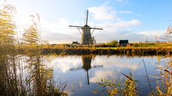 Kinderdjik Windmills, Netherlands