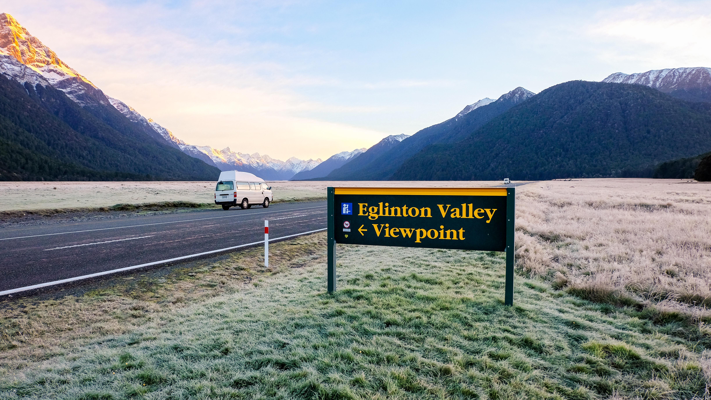 Eglinton Valley, Fjordland Natl Park