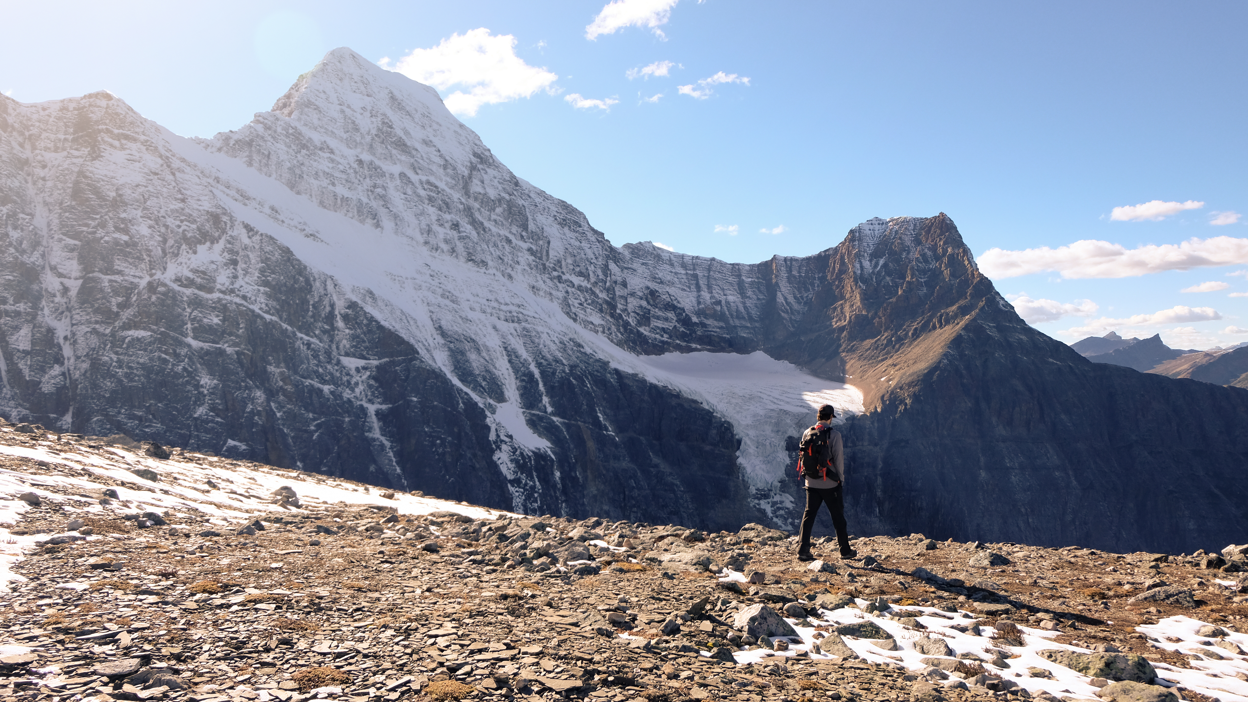 Mt. Edith Cavell Trail, Jasper NP